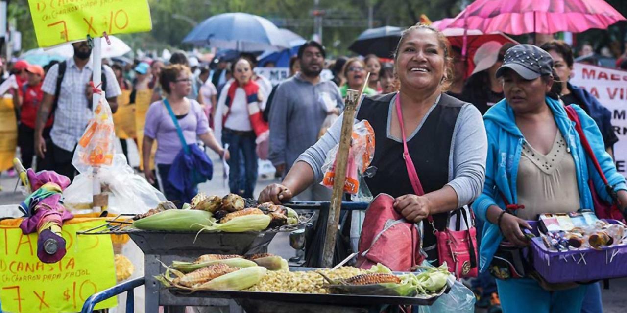 Altos niveles de pobreza, principal característica de mujeres con empleos informales