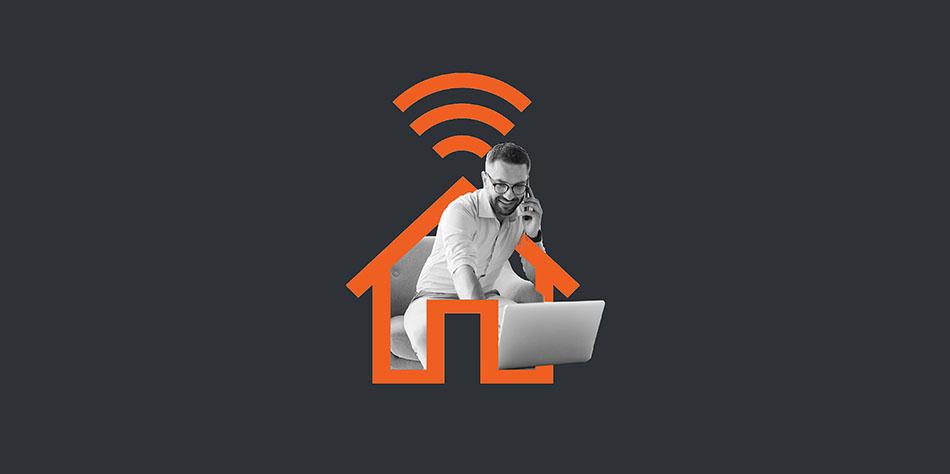 Mejora tu productividad y conocimientos al trabajar en casa.