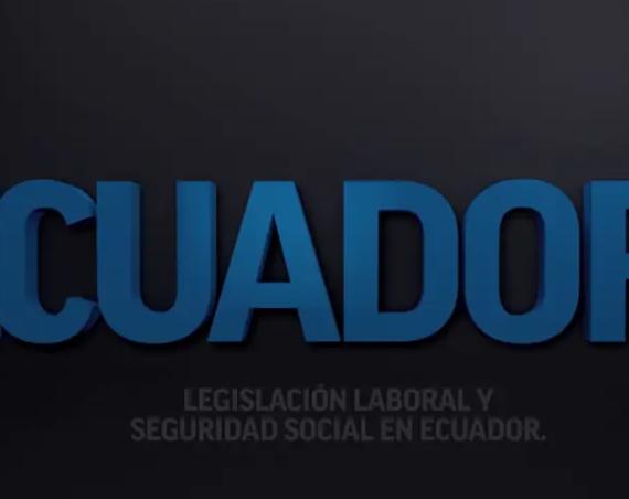 Legislación laboral y seguridad social en Ecuador, programa 1