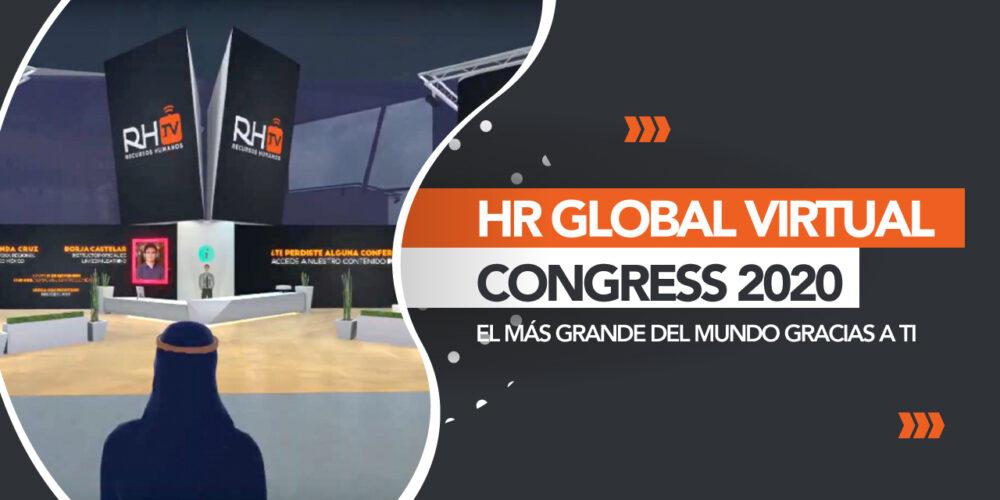 Hr Global Virtual Congress 2020, El Más Grande Del Mundo Gracias A Ti